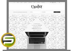 Pretty Creative Theme: WordPress Theme For Creatives DOWNLOAD THEME: http://smartonlinepros.com/get/all-studiopress-themes/