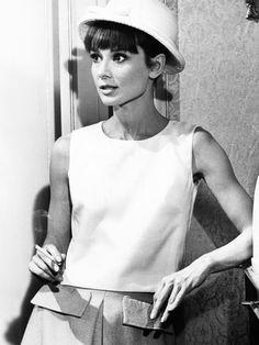 Paris When it Sizzles, Audrey Hepburn, 1964 Photo