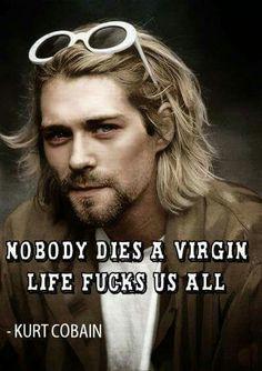 Kurt cobain volvo