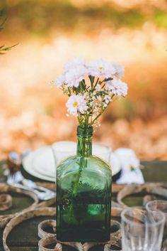 Boda bohemia al sol de invierno | AtodoConfetti - Blog de BODAS y FIESTAS llenas de confetti