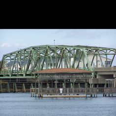 I want a picture of the bridge to get to Topsail Island, ..I never got my picture.. (as we are driving away from it)- Kerstine. hahahaha the summer before ninth grade.