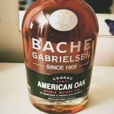 @bachegabrielsencognac American Oak #cognac #spirits #bachegabrielsen