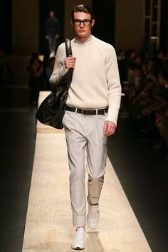 Canali Spring 2015 Menswear Collection Slideshow on Style.com