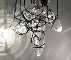 Shibari lighthing by Kateřina Handlová