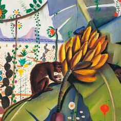 """""""Flora e Fauna Brasileira"""" por Candido Portinari, 1934 #luxosqueoimpériotece #luxo #brasil #arte #pintura #candidoportinari #portinari #flora #fauna #império #imperivm #imperivmriodejaneiro   """"Flora e Fauna Brasileira"""" by Candido Portinari, 1934 #luxuriesthattheempireweaves #luxury #brazil #art #paiting #candidoportinari #portinari #flora #fauna #empire #imperivm #imperivmriodejaneiro"""