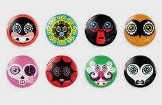 botones con personalidad