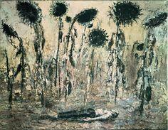 Anselm Kiefer - Die Orden der Nacht [Les Ordres de la nuit], 1996 - Las mejores exposiciones de pintura de 2015 - 20minutos.es
