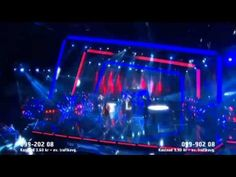 Michael Feiner & Caisa - We're Still Kids (Melodifestivalen 2013)
