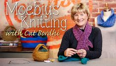 Make Moebius knitting simple with guidance from the knitting guru who discovered it! Learn easy techniques to take you from cast-on to completion. - via @Craftsy