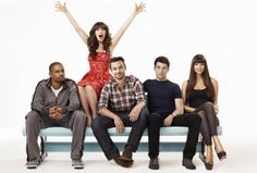 New Girl, with Zooey... hope it's good