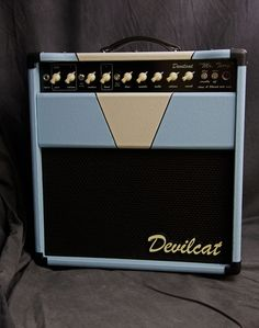 Devilcat Amplifiers MR. Terry Combo Amo - Area 22 Guitars