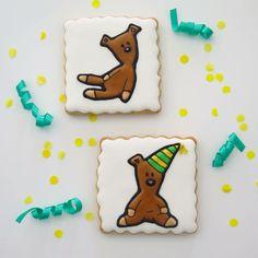 Mr Bean teddy bear cookies Mr Bean Birthday, Mr. Bean, Teddy Bear Drawing, Teddy Bear Cookies, Decorated Cookies, Cookie Decorating, Diy Art, Jazz, England