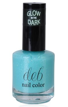 glow in the dark glitter #nail #polish  $3.37    special offer: 25% off cosmetics