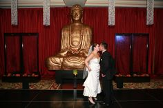 The bride and groom loved the secret dance room that Enhanced Lighting created for their Ritz Carlton SF Wedding.   Red Silk Drapery, 4' Square Crystal Chandeliers, 12' Buddah, 2 Water Features, A Black Dance floor were all installed.  The secret dance room was not revealed to the guests until after dinner. Dance Rooms, Crystal Chandeliers, Event Lighting, Red Silk, Water Features, Corporate Events, Drapery, San Francisco, Groom