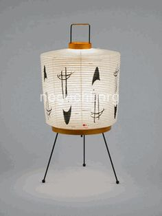 Table Lamp Model 2A-UKAI from The Noguchi Museum