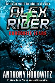 I have a signed copy of this book and got to meet the author. The alex rider serious is a really fun read meant for more of a teen audience but suspensfull enough for adults.