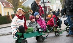 The award-winning Astrid Lindgren's World, Virum Moose Park and Nils Holgersson's World are examples of the sort of outings that provide every opportunity for a fun-filled holiday. #VimmerbyTuristbyrå #ArrivalGuides #travel