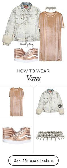 """Untitled #896"" by fashionaffiliate on Polyvore featuring Gucci, Vans and Bulgari"