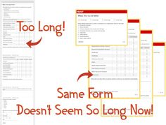 3 Things You Definitely Should NOT Do On YourForms