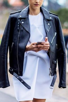 Shop these versatile leather jacket for every budget.