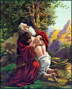 Small Tales Anthology 4 - Old Testament Stories [Abraham and Isaac]