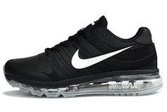 reputable site 30ff8 64ae2 Mens Nike Air Max 2017 Kpu Ii Black White Germany Adidas Casual Shoes,  Adidas Running
