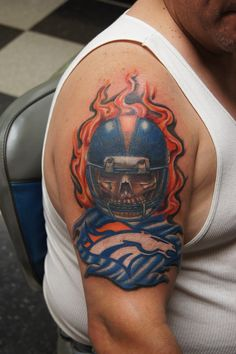1000 images about tattoos on pinterest denver broncos tattoo darth vader tattoo and broncos. Black Bedroom Furniture Sets. Home Design Ideas