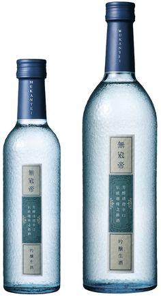 菊水 -無冠帝- KIKUSUI is one of big sake breweries in Niigata prefecture,that produces the largest amount of sake in Japan.Mukan-tei means an uncrowned king. It's dry and sharp.