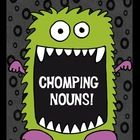 This fun freebie makes learning nouns much easier than petting a hungry monster! Quick and easy min-lessons make it easy for teachers too! This f...