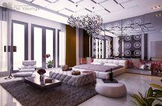 Modern Master Bedroom By Deyoungdesign