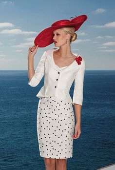 photo of ladies formal daywear design 09 by Sonia Pena Vestiti Da Giorno 94a9791f874