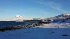 Paarnat området, Nuuk