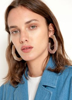 Currently Crushing On: Resin Earrings