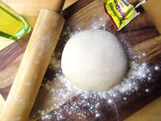 Crispy, chewy and oh so tasty. This Italian Pizza Dough recipe is so good it& the only one I need. The Best Homemade Pizza Dough Recipe, Italian Pizza Dough Recipe, Easy Homemade Pizza, Good Pizza, Pizza Pizza, Pasta, Pizza Recipes, Cake Recipes, Deep Dish