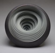 Deep Spiral 37cm H