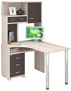 Tv And Desk Combo Decor Pinterest Bookcase Desk And