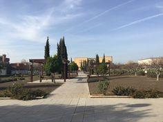Campus universitario. Badajoz.