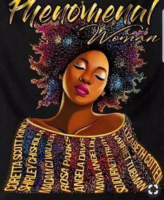Black Love Art, Black Girl Art, Black Girls Rock, Black Is Beautiful, Black Girl Magic, Art Girl, Beautiful Women, African American Art, African Art