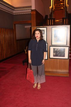 Farah Khan at Osianama's Farah Khan Masterclass at Osianama at Liberty
