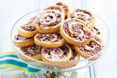 Roll up... roll up... and try these sweet and spicy fruit mince pinwheels.