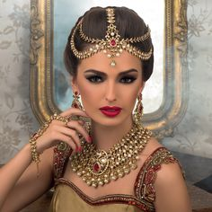 Shezadi Collection - Asian & Indian style Jewellery by Kyles Collection. Handmade Bridal, Evening, Engagement & Fashion Jewellery.