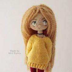 ♡ Yulia, happy dollmaker✌ @mint.bunny Instagram photos | Websta (Webstagram)