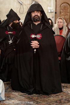 Armenian Orthodox Christmas Celebration by Beautiful Faces of Palestine, via Flickr