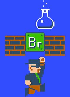 Super Heisenberg by Brinkerhoff