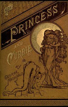 'The Princess and Curdie' by George MacDonald. J. B. Lippincott; Philadelphia…