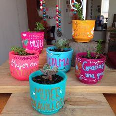 Materas Pintadas a mano personalizadas · pedidos: ingaaccesorios@gmail.com  Hechas con todo el corazón y palabras positivas. #artstyle #shoppingonline #artist #materas #macetas #love #potterybarn #art #handmade #plants #plantas #bespoke #design #costume #claypot #artisanal #ceramicas #personalized #artcrafty