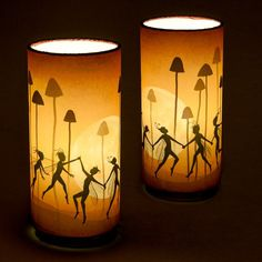Beautiful lamps designed and created by Lavinia Stamps http://laviniastamps.com/product-category/home-decor/.