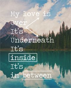 Times by Tenth Avenue North (Over and Underneath)