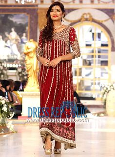 Designer Pakistani Clothing Chicago Ayesha Somaya Fashion Party