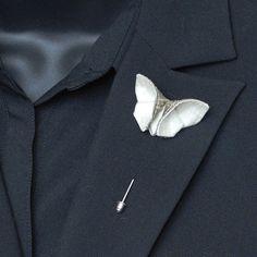 Boutonniere Silk Origami
